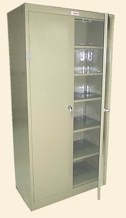 Acme steel storage cabinet for Acme kitchen cabinets